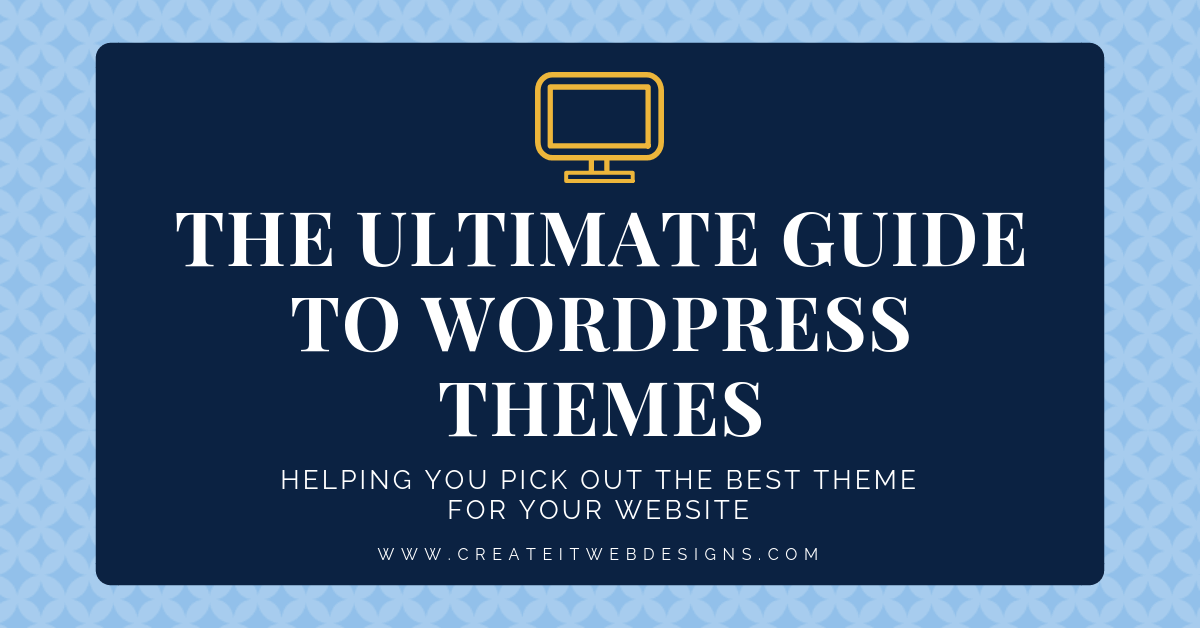 guide to WordPress themes