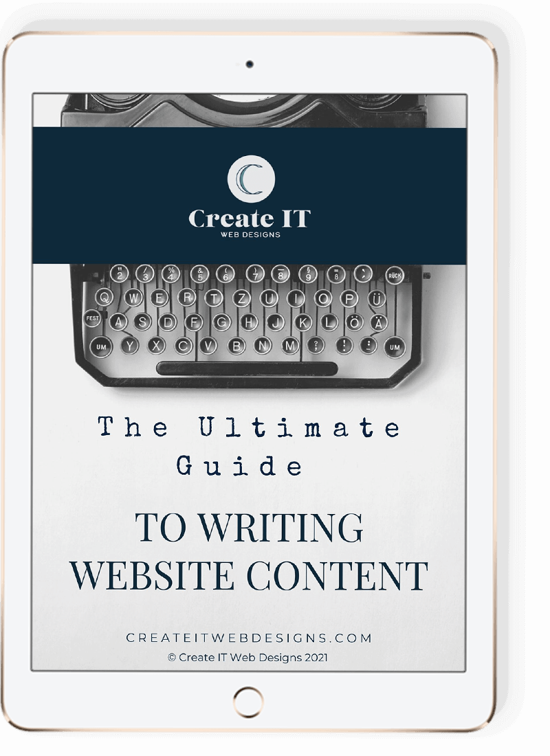 Ultimate Guide to Writing Website Content and Copy