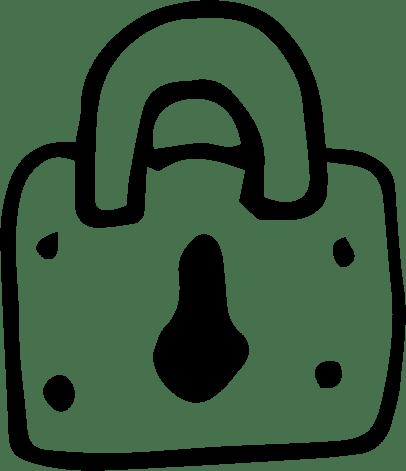 WordPress Security - security lock