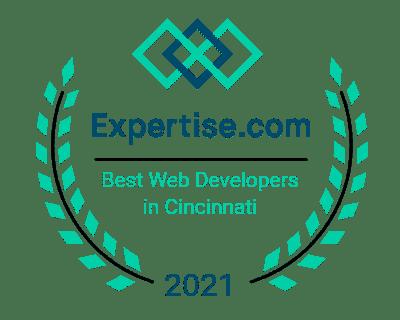 Expertise Best Web Developers in Cincinnati Badge