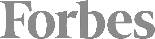 Forbes Black and White Logo
