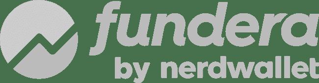 Fundera Ledger Black and White Logo